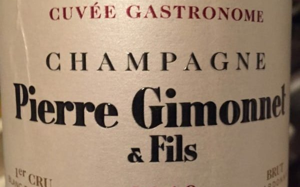 Gimonnet Gastronome Champagne
