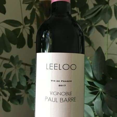Leeloo Château Paul Barre vin de France 2017