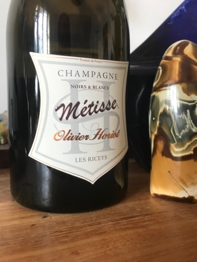 Champagne Olivier Horiot Metisse Riceys pinot noir pinot blanc