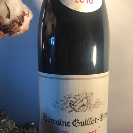 Guillot Broux Macon Cruzille Beaumont 2016