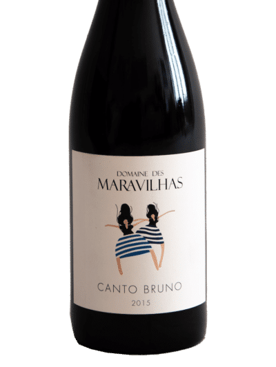 JEAN FREDERIC BISTAGNE Domaine des Maravilhas Lirac CANTO BRUNO rouge 2015