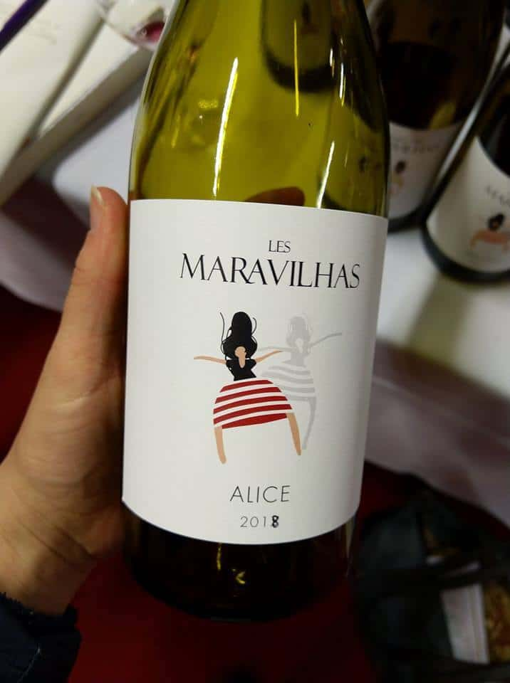 JEAN FREDERIC BISTAGNE Domaine des Maravilhas Alice 2018